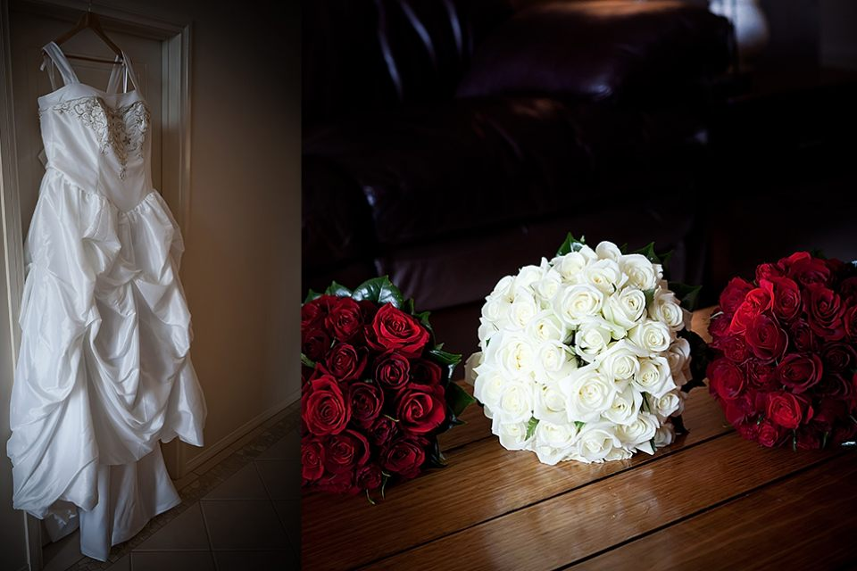 wedding-dress-dressing-bride-flowers-red-infocus-photography